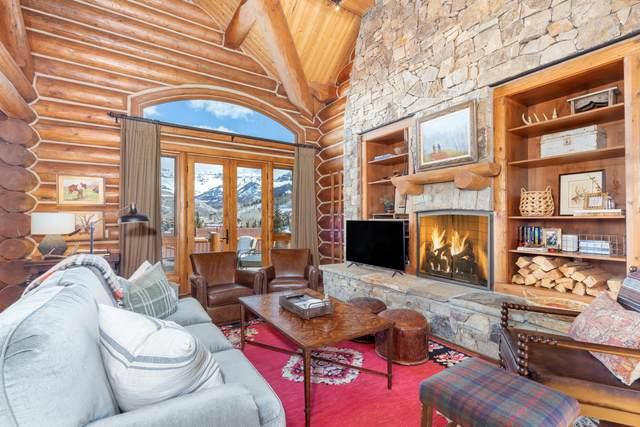 123 Tristant Drive #123, Mountain Village, CO 81435 (MLS #39252) :: Telluride Standard