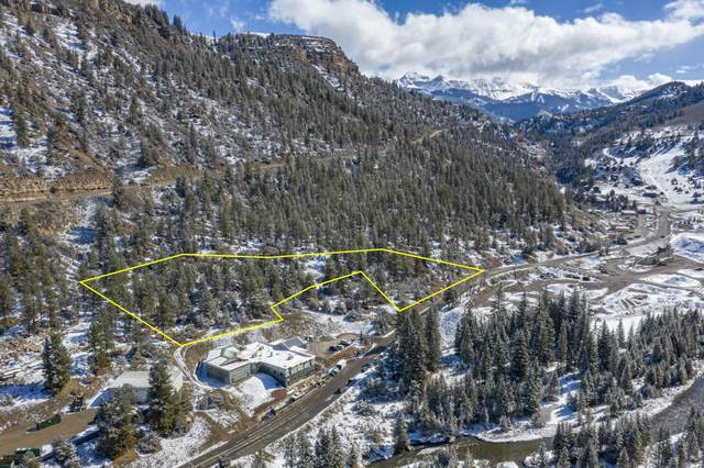 TBD County 63L Road, Telluride, CO 81435 (MLS #39271) :: Compass
