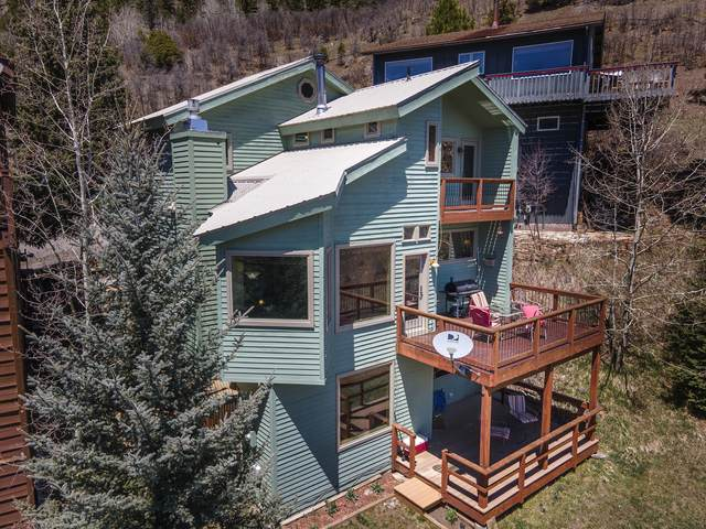 296 Hillside Lane, Telluride, CO 81435 (MLS #39409) :: Compass