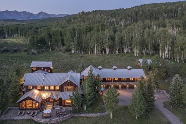 8121 Preserve Drive, Telluride, CO 81435 (MLS #39518) :: Telluride Real Estate Corp.