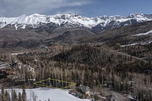 Lot 16 Cortina Drive, Mountain Village, CO 81435 (MLS #39520) :: Compass