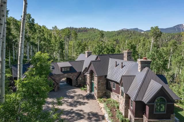 1130 Elk Run, Telluride, CO 81435 (MLS #39583) :: Telluride Properties
