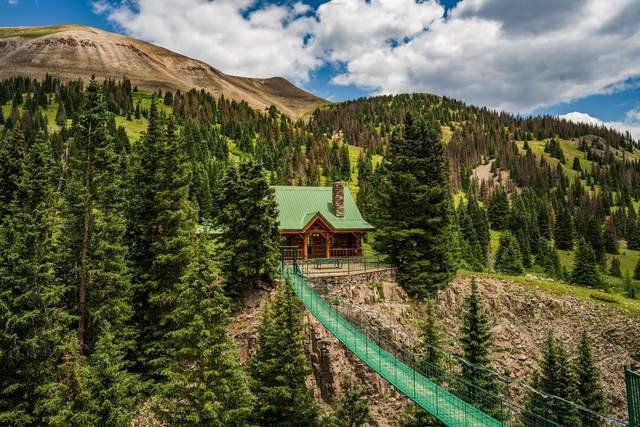 15001 Hinsdale County 20, Out Of Area, CO  (MLS #39623) :: Telluride Properties