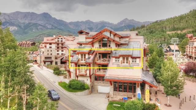 560 Mountain Village Boulevard #303, Mountain Village, CO 81435 (MLS #39770) :: Telluride Real Estate Corp.