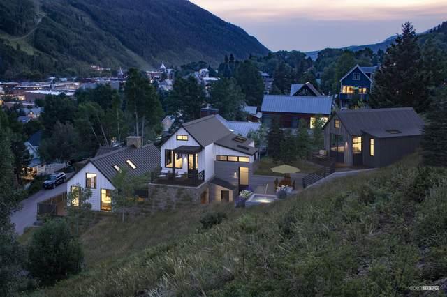 369 E Galena Avenue, Telluride, CO 81435 (MLS #39771) :: Telluride Properties