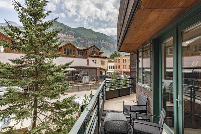 301 S Pine Street 216 AKA 202, Telluride, CO 81435 (MLS #39837) :: Telluride Real Estate Corp.
