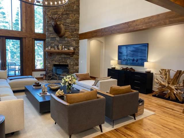 246 Benchmark Drive, Mountain Village, CO 81435 (MLS #39840) :: Telluride Properties