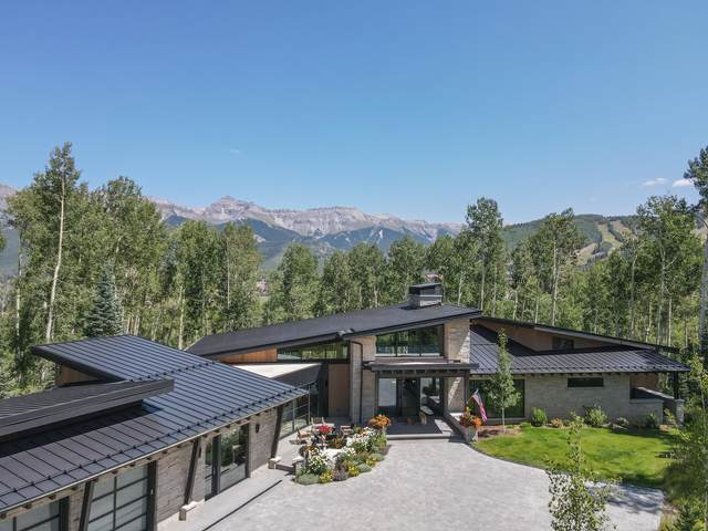 110 Highlands Way, Mountain Village, CO 81435 (MLS #39858) :: Telluride Real Estate Corp.
