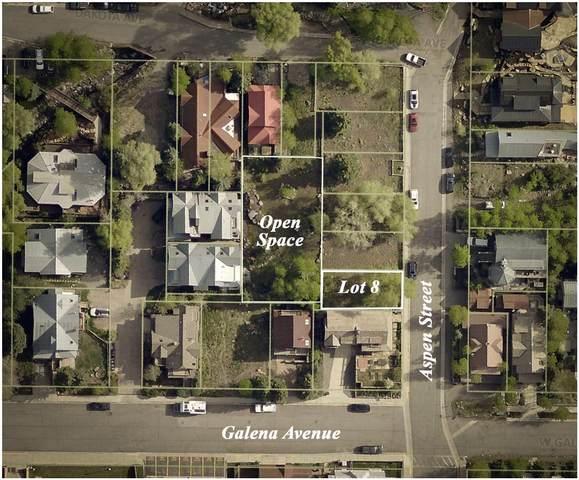 TBD N Aspen Street #8, Telluride, CO 81435 (MLS #39902) :: Compass