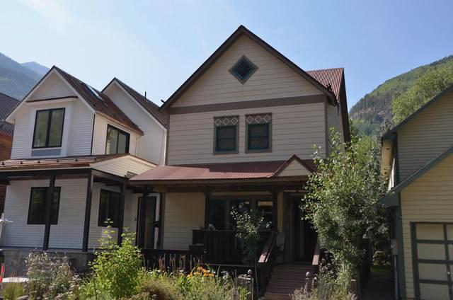 504 E Columbia Avenue, Telluride, CO 81435 (MLS #39939) :: Telluride Real Estate Corp.