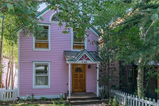 438 W Columbia Avenue, Telluride, CO 81435 (MLS #39952) :: Telluride Real Estate Corp.