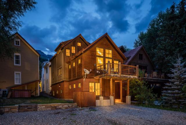 412 W Pacific Avenue #2, Telluride, CO 81435 (MLS #31818) :: Telluride Properties