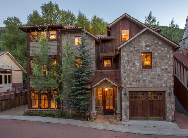 510 W Depot Avenue, Telluride, CO 81435 (MLS #33064) :: Nevasca Realty