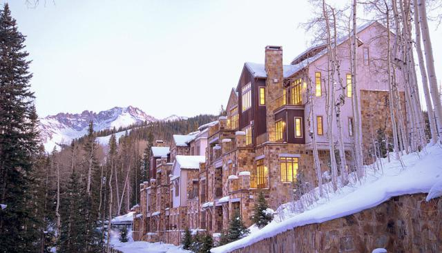 125 Cortina Drive #10, Mountain Village, CO 81435 (MLS #33244) :: Nevasca Realty
