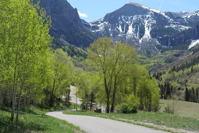 TBD Bridal Veil #2, Telluride, CO 81435 (MLS #33256) :: Compass