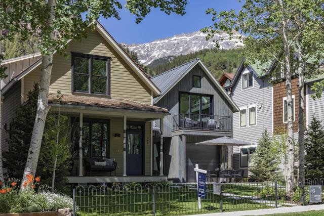 547 W Pacific Avenue, Telluride, CO 81435 (MLS #34429) :: Telluride Properties