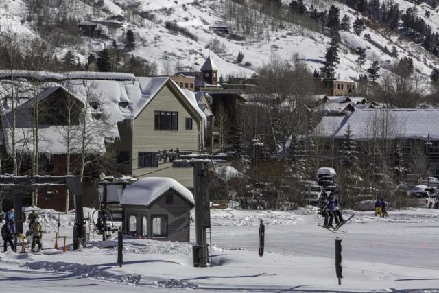300 Mahoney R6, Telluride, CO 81435 (MLS #34503) :: Nevasca Realty