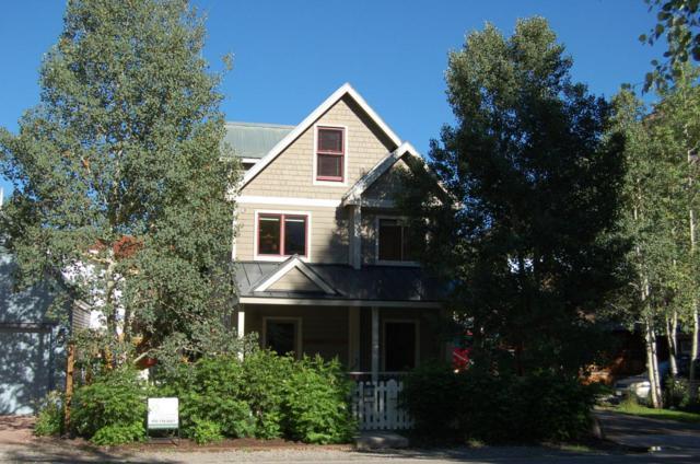 107 N Hemlock Street, Telluride, CO 81435 (MLS #34582) :: Nevasca Realty