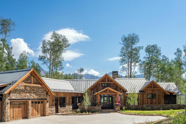 116 Highlands Way, Mountain Village, CO 81435 (MLS #34705) :: Telluride Properties