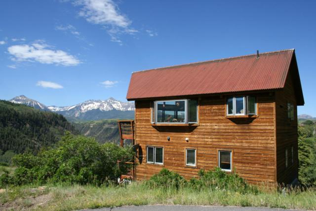 1 Valley View Drive, Telluride, CO 81435 (MLS #35100) :: Nevasca Realty