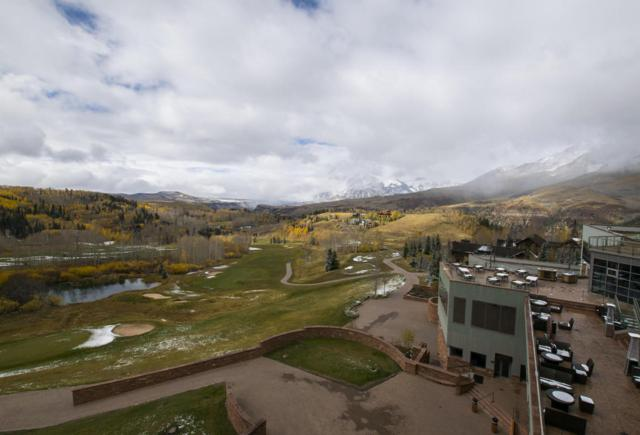 136 Country Club Drive #332, Mountain Village, CO 81435 (MLS #35465) :: Telluride Properties
