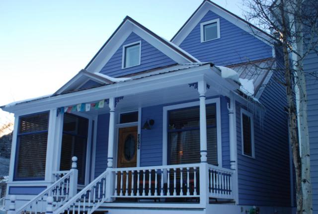 479 W Colorado Avenue, Telluride, CO 81435 (MLS #35634) :: Nevasca Realty