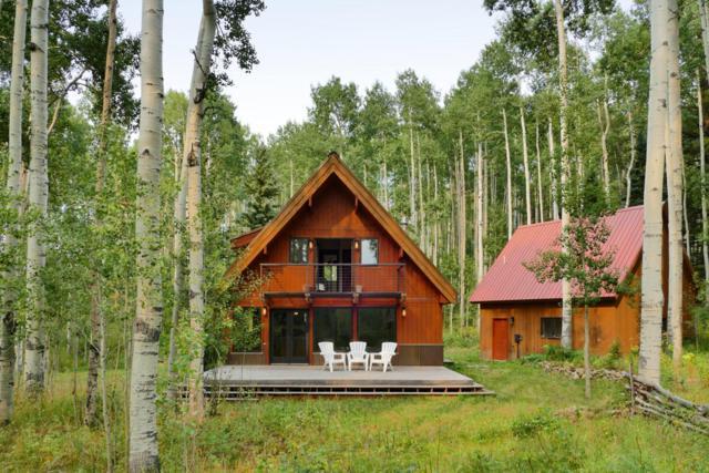 654 Woods Road, Placerville, CO 81430 (MLS #36073) :: Telluride Properties