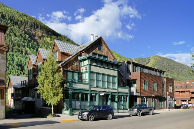 232 E. Pacific Avenue Unit A, Telluride, CO 81435 (MLS #36405) :: Telluride Properties