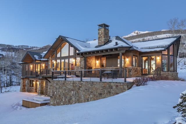 107 Miguel Road, Telluride, CO 81435 (MLS #36669) :: Telluride Real Estate Corp.