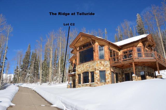 LOT-C-2 Tunnel Lane 161A-R3, Mountain Village, CO 81435 (MLS #36739) :: Telluride Properties