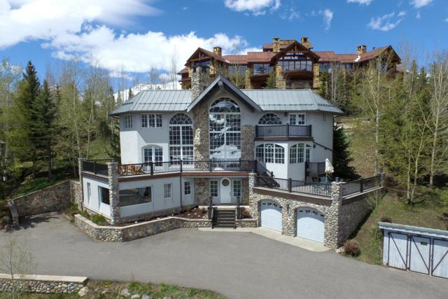 232 Country Club Drive, Mountain Village, CO 81435 (MLS #37033) :: Telluride Properties