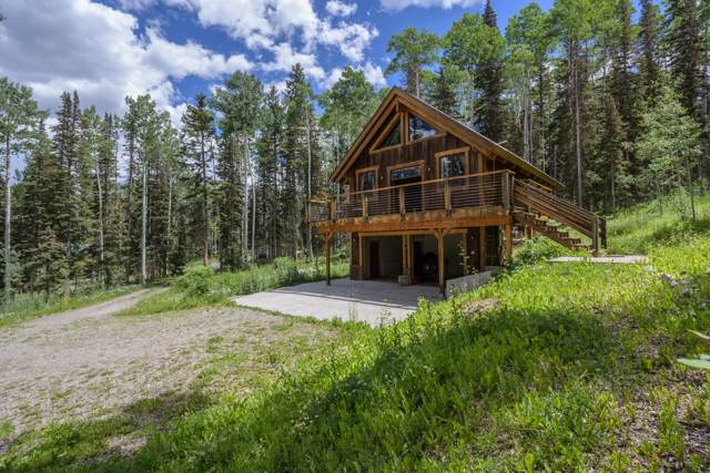63 Sunrise Circle, Telluride, CO 81435 (MLS #37052) :: Telluride Real Estate Corp.