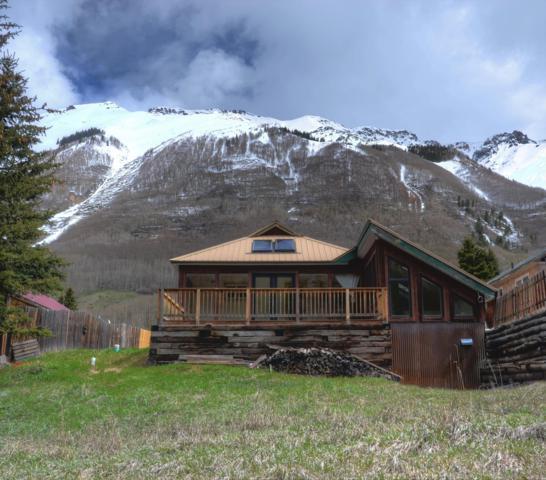 212 Granite Avenue, Ophir, CO 81426 (MLS #37076) :: Telluride Properties