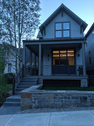 215 N Fir Street, Telluride, CO 81435 (MLS #37151) :: Nevasca Realty