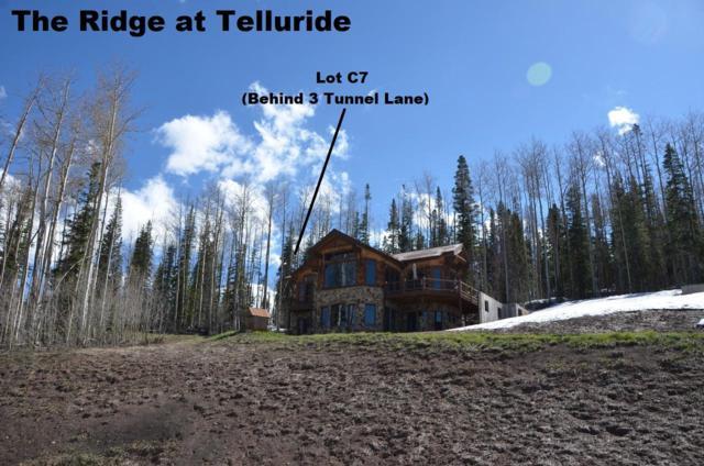 Lot C7 Coonskin Ridge Lane Lot C7, Mountain Village, CO 81435 (MLS #37162) :: Telluride Real Estate Corp.