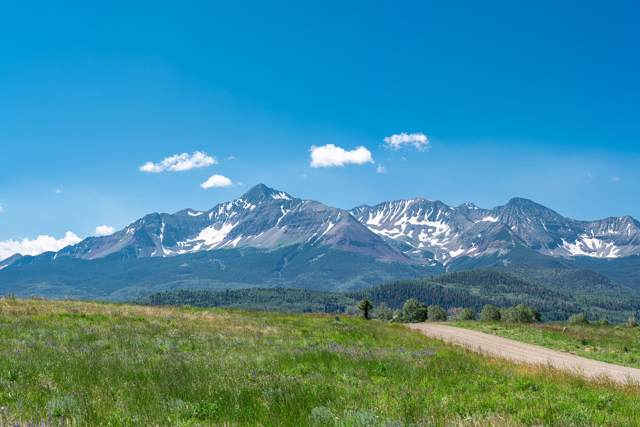 TBD E Anderson Road #71, Placerville, CO 81430 (MLS #37360) :: Telluride Properties