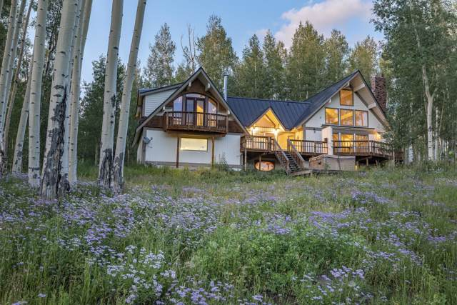 92 Park Lane, Telluride, CO 81435 (MLS #37432) :: Telluride Real Estate Corp.