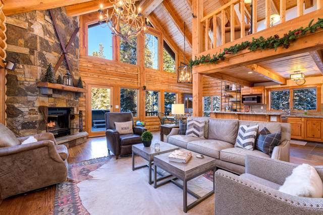 687 Fox Farm Road, Telluride, CO 81435 (MLS #37623) :: Telluride Properties