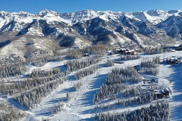 C-9 Coonskin Ridge Lane C9, Mountain Village, CO 81435 (MLS #37800) :: Telluride Standard