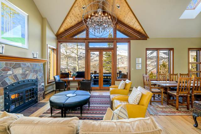210 Sunny Ridge Place #20, Mountain Village, CO 81435 (MLS #37947) :: Compass