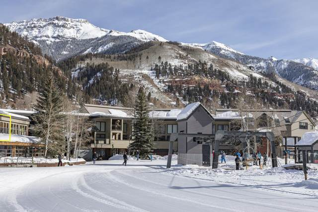 300 S Mahoney Drive 45/46, Telluride, CO 81435 (MLS #38019) :: Telluride Properties