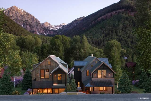 808 E Columbia Avenue, Telluride, CO 81435 (MLS #38289) :: Telluride Properties