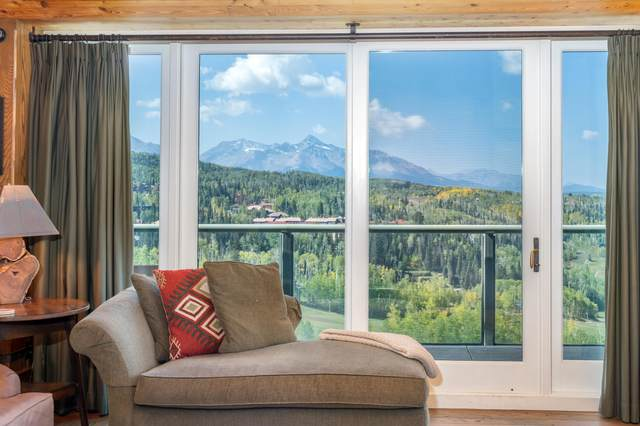 136 Country Club Drive #702, Mountain Village, CO 81435 (MLS #38762) :: Telluride Standard
