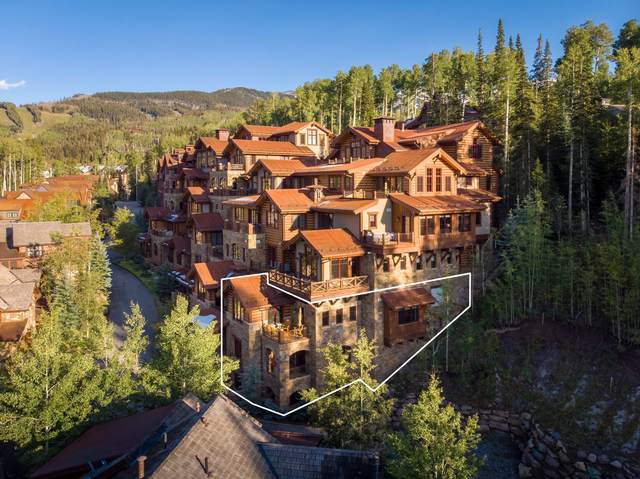 12 Elkstone Place #101, Mountain Village, CO 81435 (MLS #38773) :: Telluride Real Estate Corp.