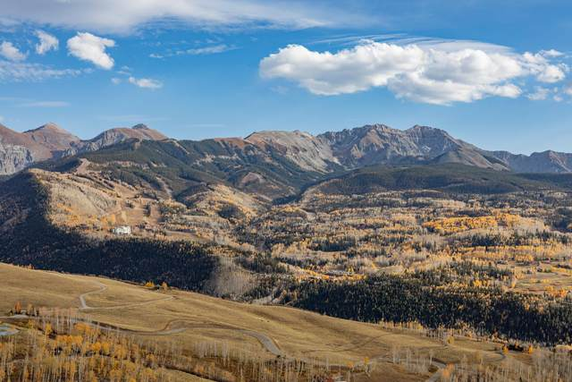 TBD Basque Boulevard 113 & 114A, Telluride, CO 81435 (MLS #38852) :: Compass