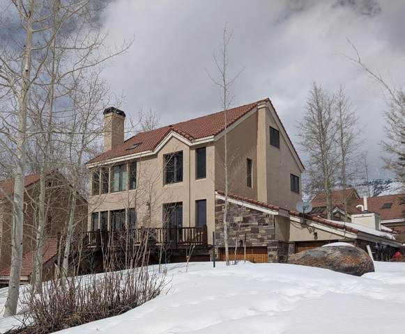 210 Sunny Ridge Place #22, Mountain Village, CO 81435 (MLS #39022) :: Compass