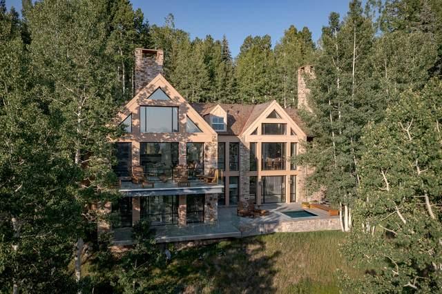 113 Joaquin Road, Telluride, CO 81435 (MLS #39202) :: Telluride Real Estate Corp.