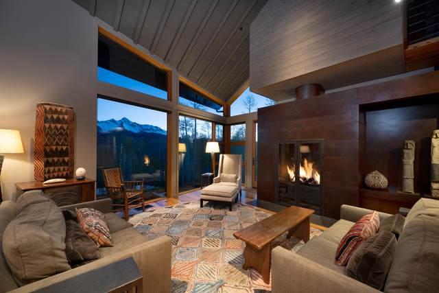 8091 Preserve Drive, Telluride, CO 81435 (MLS #39329) :: Telluride Standard