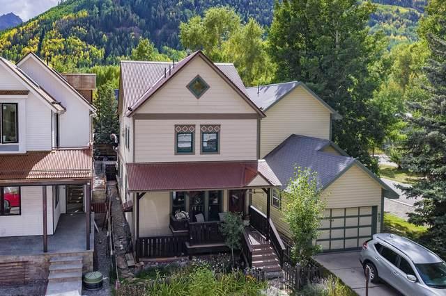 504 E Columbia Avenue, Telluride, CO 81435 (MLS #39939) :: Telluride Properties