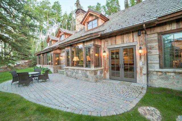 128 Victoria Drive, Mountain Village, CO 81435 (MLS #34890) :: Nevasca Realty
